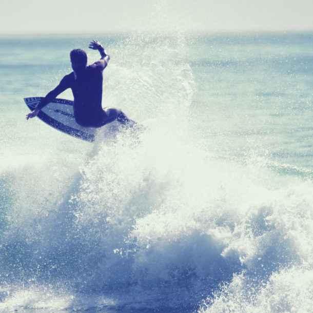 Halbprivater Kurs - Surfen - Lagune