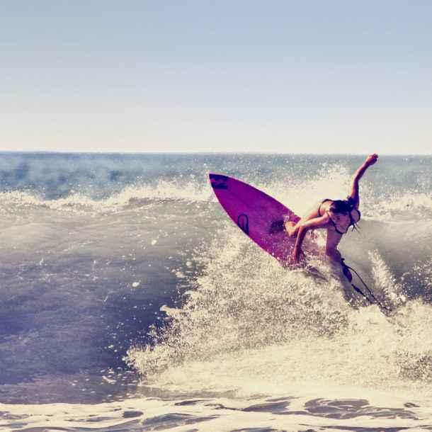 Cours privé - Surf - Lassarga