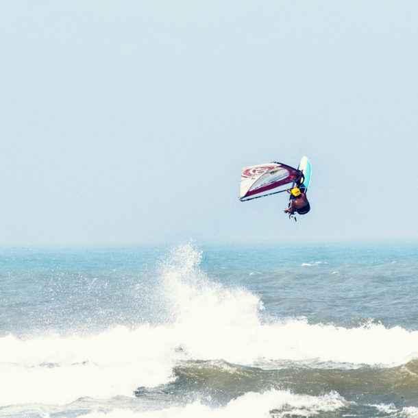 Cours semi privé - Windsurf - Lagon