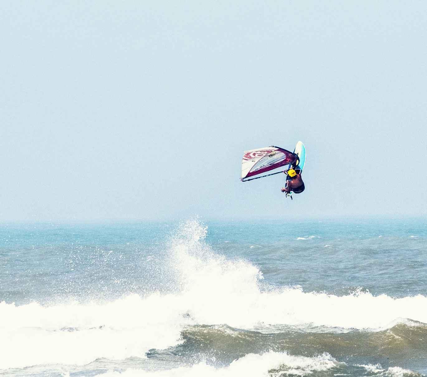 Cours semi privé Windsurf Lassarga