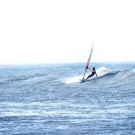 Private lesson - Windsurf - Lagoon