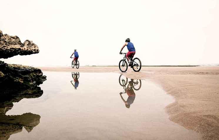 vélo esssaouira
