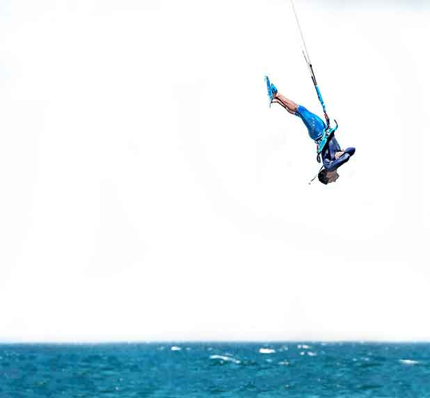 kitesurf equipment