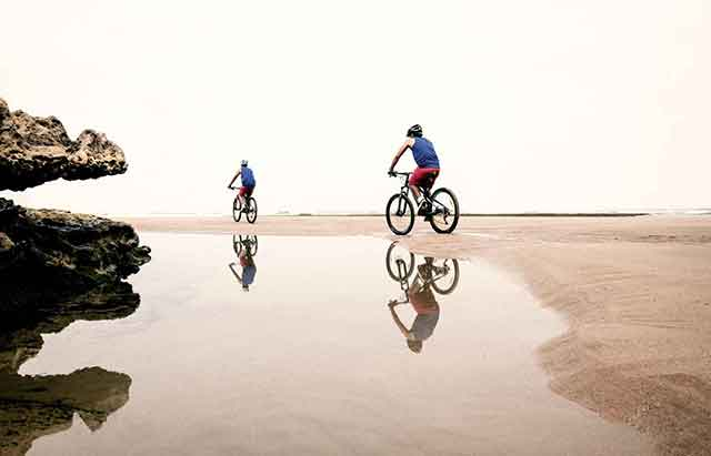 Cycling Essaouira