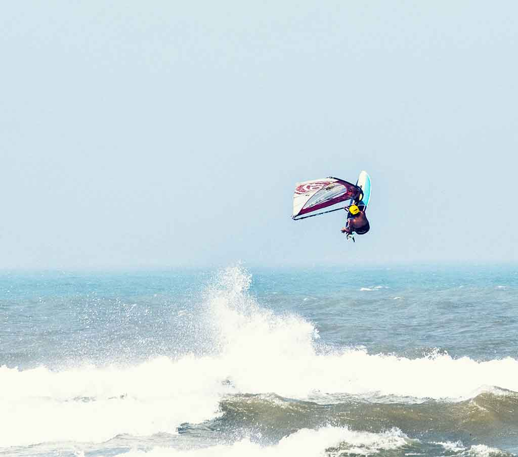 matériel windsurf