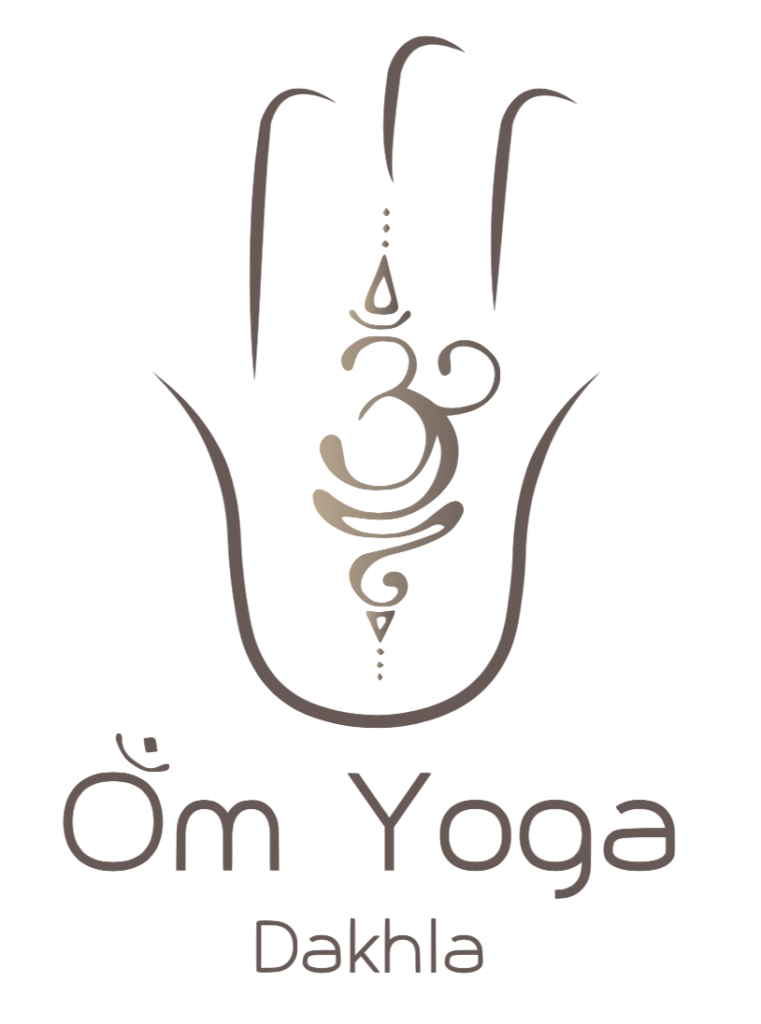 Logo Om yoga