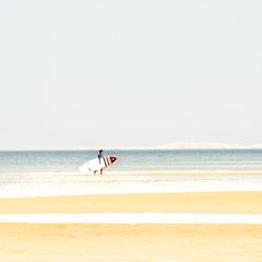 Paddle et désert