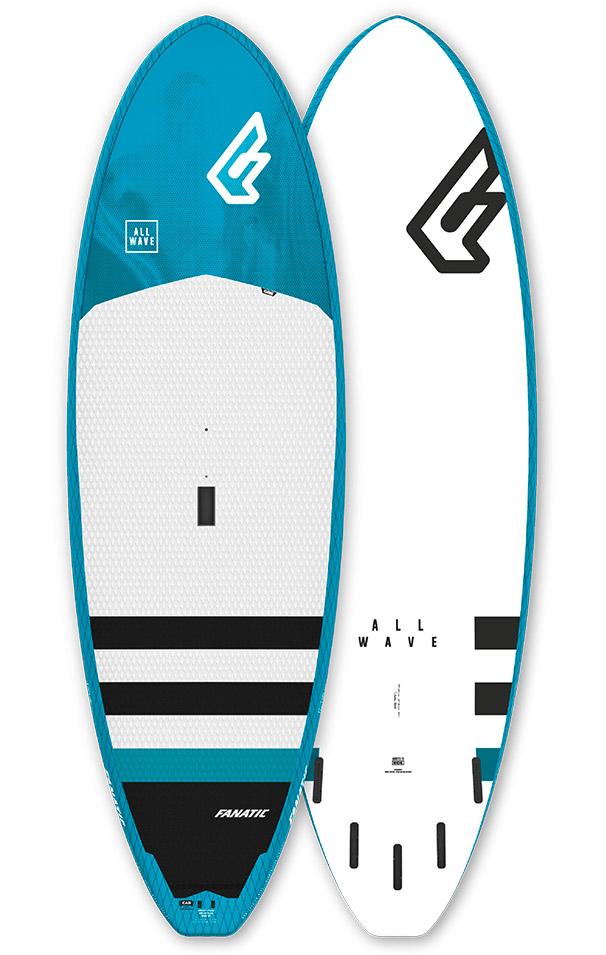 planche de paddle fanatic