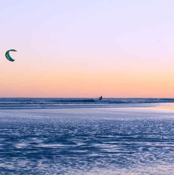 spot de kitesurf