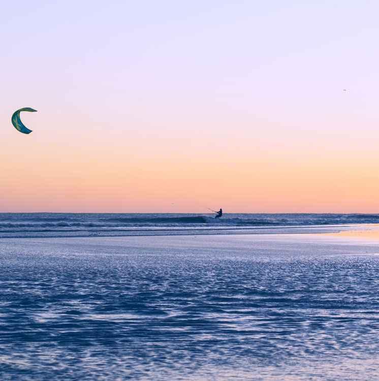 Cours privé Kitesurf Lassarga