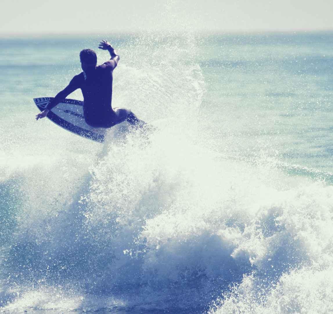 Cours en groupe Surf Lassarga