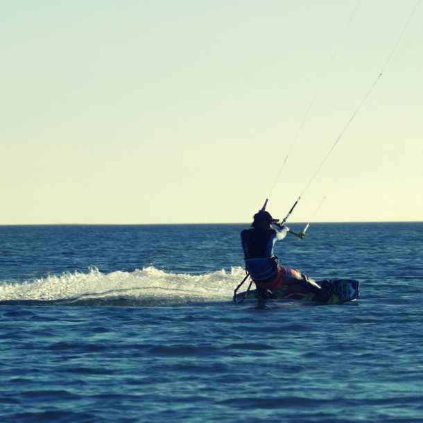 Group Course - Kitesurf - Lagoon