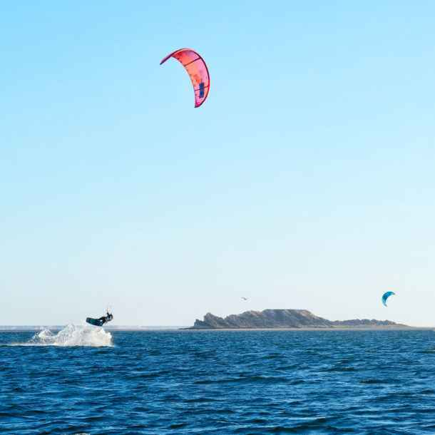 Semi-private course - Kitesurf - Lagoon