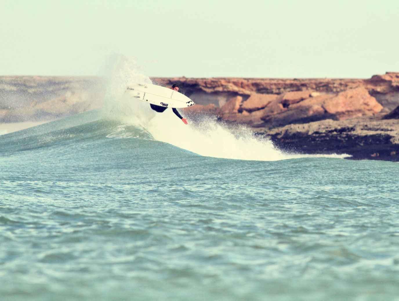Cours en groupe Surf Lagon