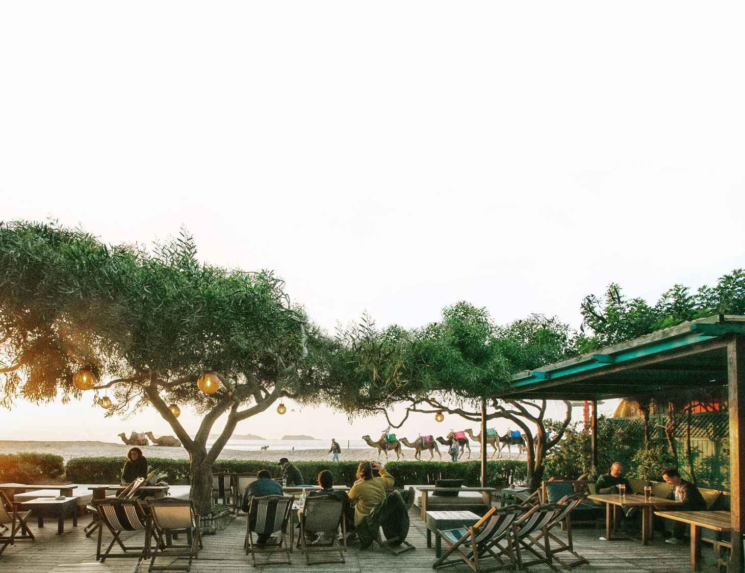 Essaouira Restaurant