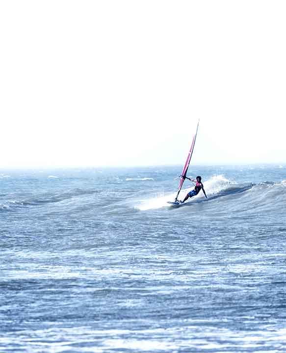 Cours privé Windsurf Lagon
