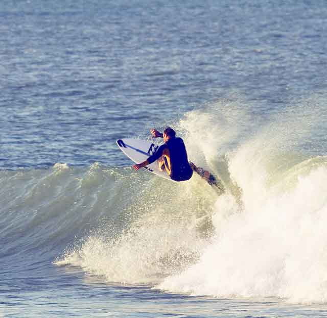 Surfer Morocco