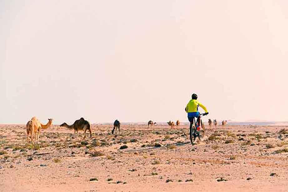 Bici marruecos