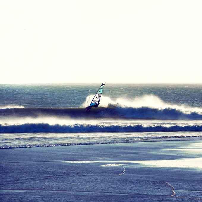 Morocco Sailboard