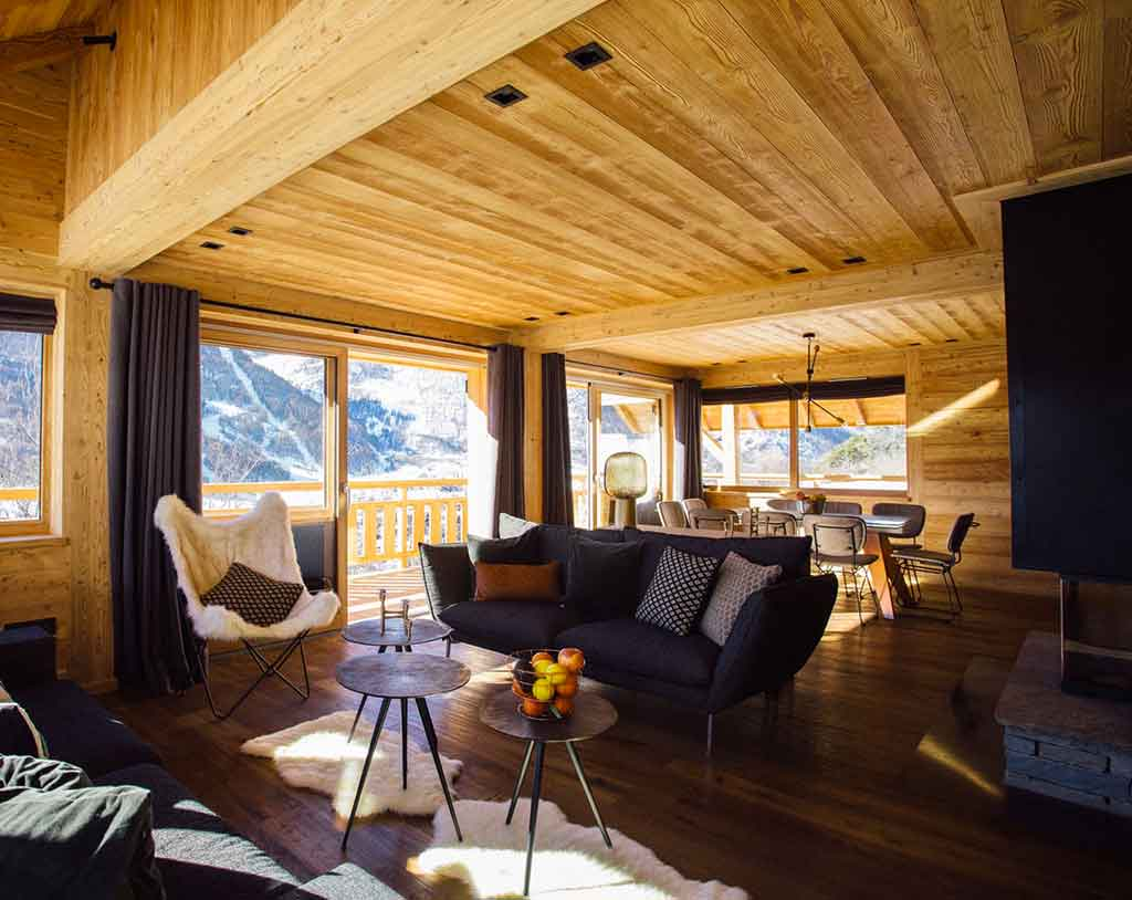 Chalet with a view