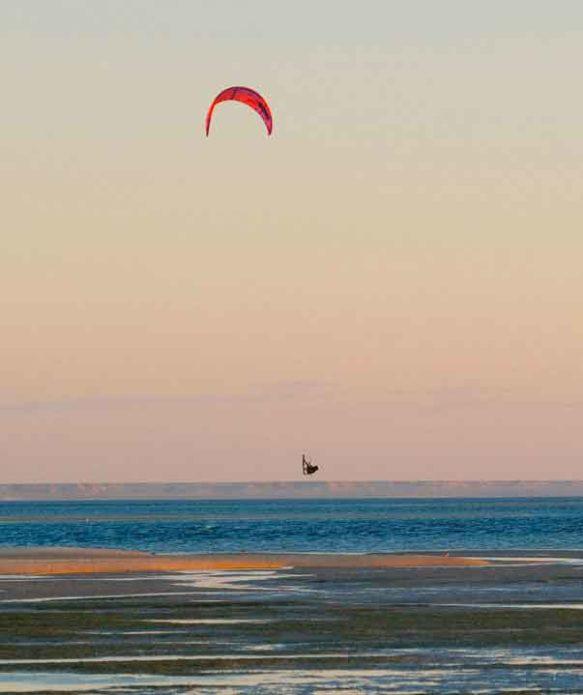 Kite Lagon