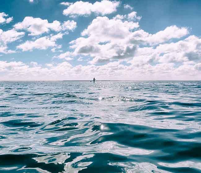 Stand Up Paddle Essaouira