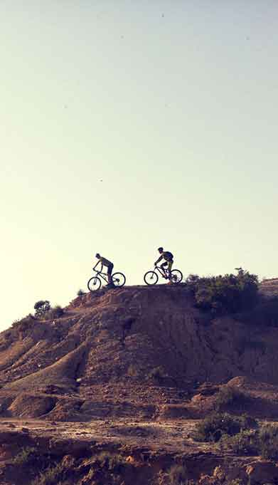 Mountainbike Essaouira