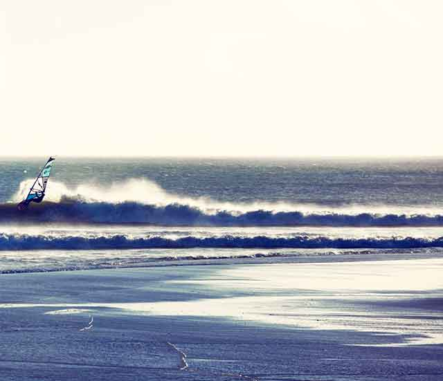 windsurfing Lassarga