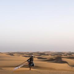 Desert et dunes