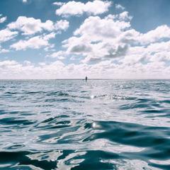 Paddle et eau