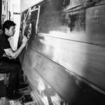 YANN CHATELIN: Peinture urbaine