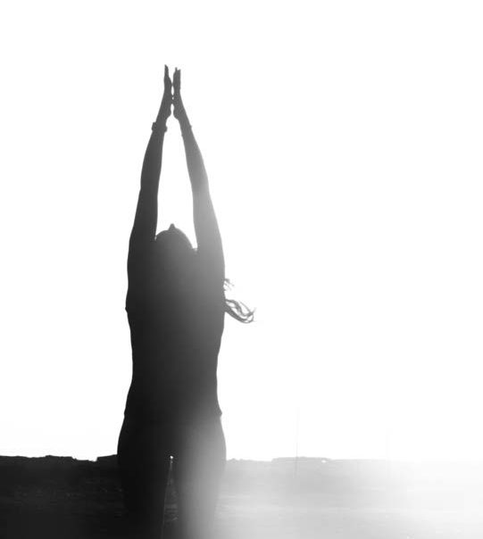 yoga et ombres