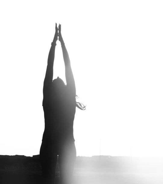 yoga et ombres