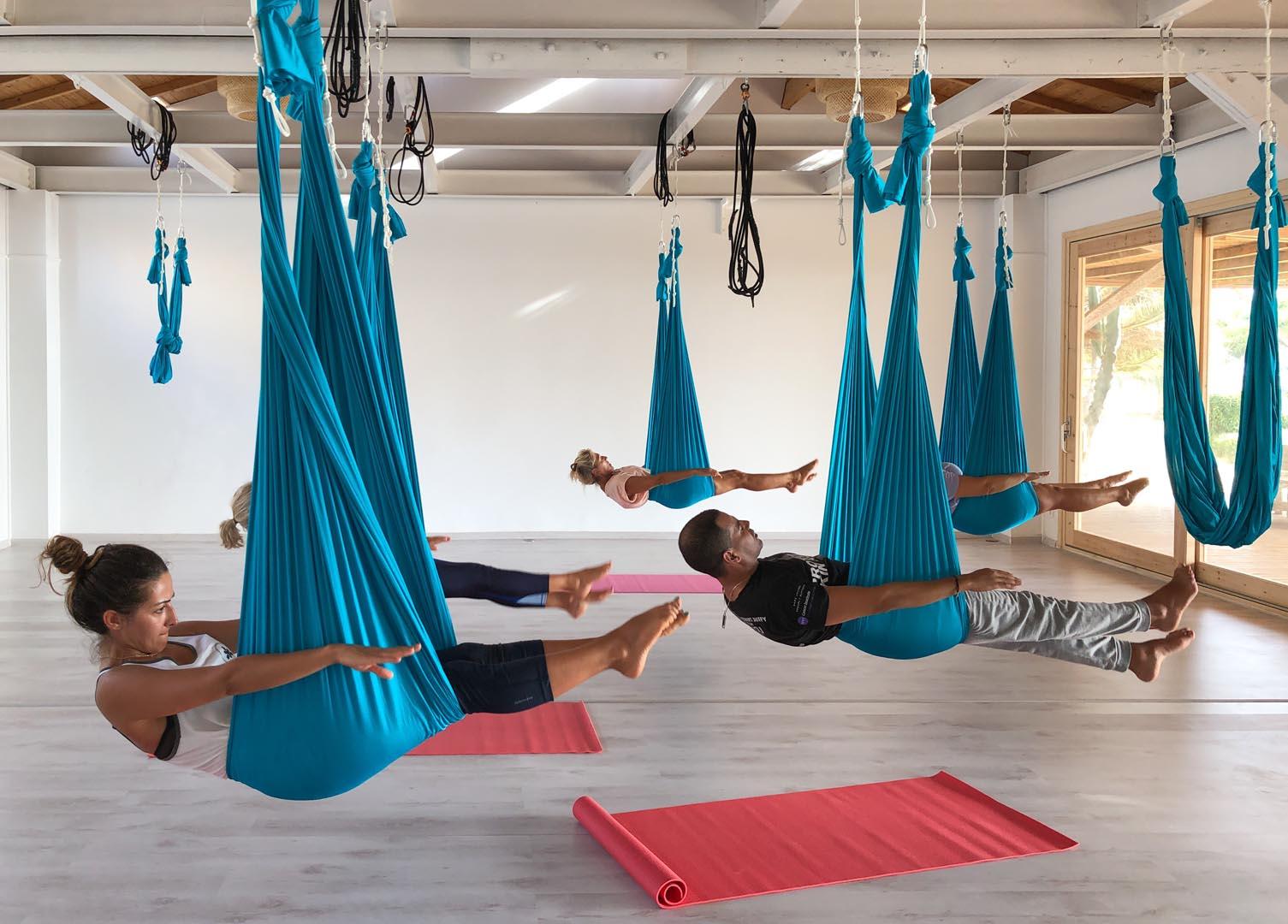 Yogastunden