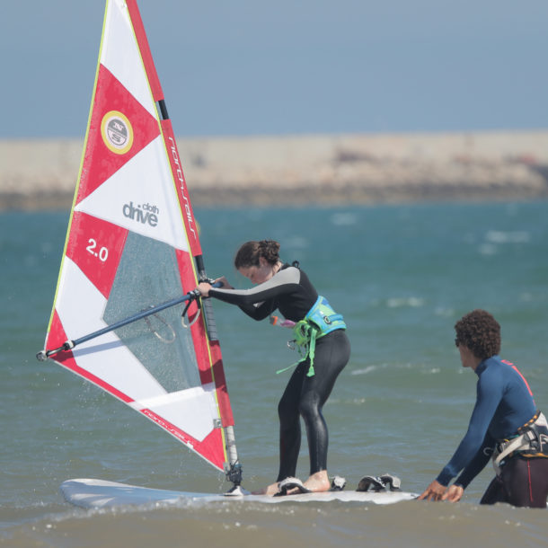 apprendre windsurf