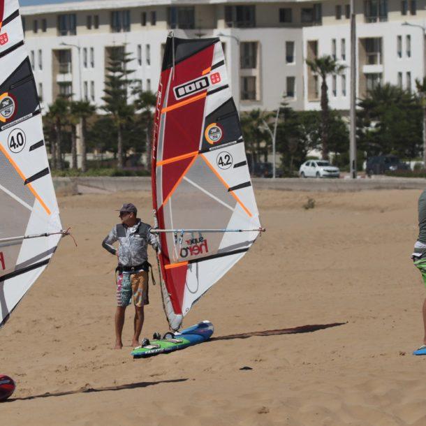 Cours Windsurf Essaouira
